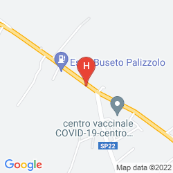 Mapa CIURI DI BADIA