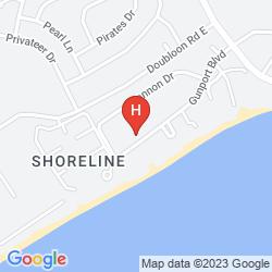 Mapa VIVA WYNDHAM FORTUNA BEACH