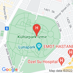 Mapa KAYA PRESTIGE