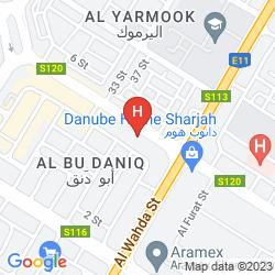 Mapa RAYAN