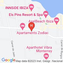 Mapa ROCA PARK