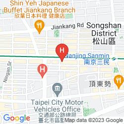 Mapa CITY CROWN