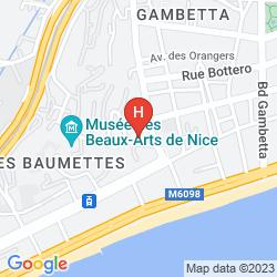 Mapa LOCARNO