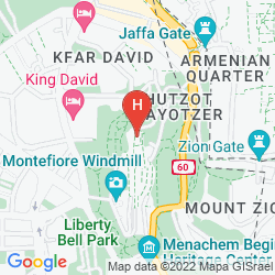 Mapa SHERATON PLAZA
