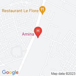 Mapa AMINA