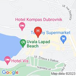 Mapa PERLA