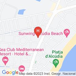 Mapa BQ DELFIN AZUL