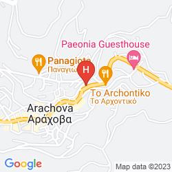 Mapa SANTA MARINA