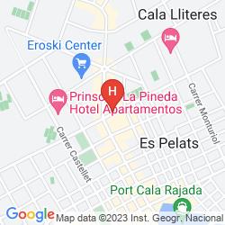 Mapa HSM REGANA