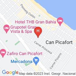 Mapa JS YATE