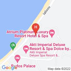 Mapa COSMOPOLITAN