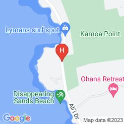 Mapa KONA BALI KAI