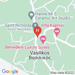 Mapa PALAZZO DI ZANTE
