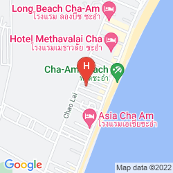 Mapa METHAVALAI