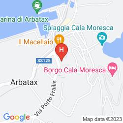 Mapa ARBATASAR