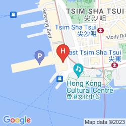 Mapa MARCO POLO HONGKONG