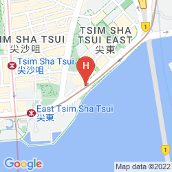 Mapa YMCA OF HONG KONG