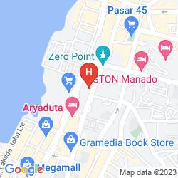 Mapa KIMA BAJO