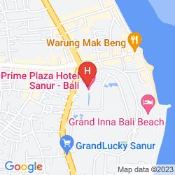 Mapa PARADISE PLAZA