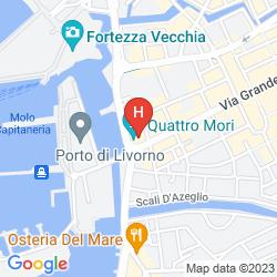 Mapa GRAN DUCA