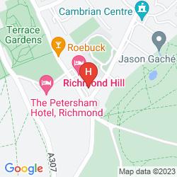 Mapa RICHMOND GATE