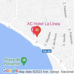 Mapa AC LA LINEA
