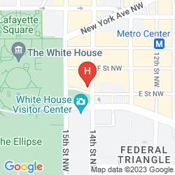 Mapa WILLARD INTERCONTINENTAL