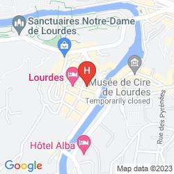 Mapa HELGON