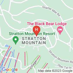 Mapa STRATTON MOUNTAIN INN
