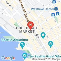 Mapa INN AT THE MARKET