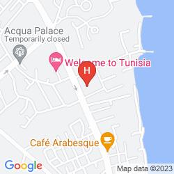 Mapa EL KANTAOUI CENTER
