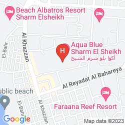 Mapa AQUA BLU