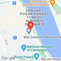 Mapa AMANJA PANCAM
