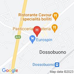 Mapa GATTOPARDO