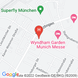 Mapa AM MOOSFELD