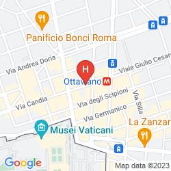 Mapa 207 INN