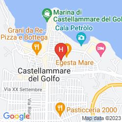 Mapa LA PIAZZETTA