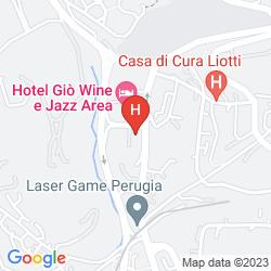 Mapa GIO' WINE E JAZZ AREA