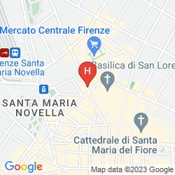 Mapa ACCADEMIA