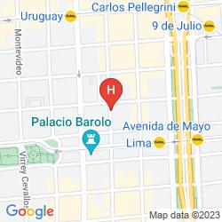 Mapa SAN REMO CITY