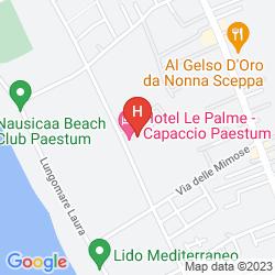 Mapa LE PALME
