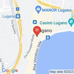 Mapa WALTER AU LAC