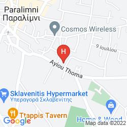 Mapa ANTIGONI