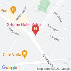 Mapa 2HOME HOTEL APARTMENTS