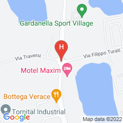 Mapa NH LINATE