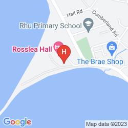 Mapa ROSSLEA HALL COUNTRY HOUSE