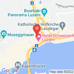 Mapa SCHWEIZERHOF