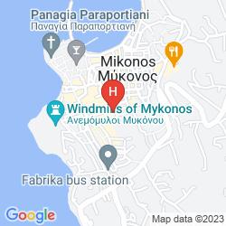 Mapa ANDROMEDA RESIDENCE