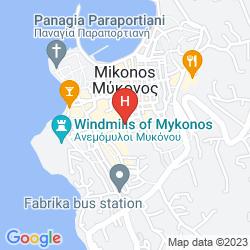 Mapa FIDELIS VILLAS IN ANDROMEDA