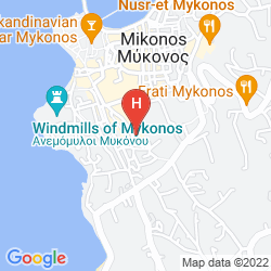 Mapa ZEPHYROS